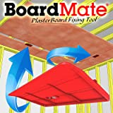 BoardMate - Drywall Fitting Tool Supports The Board In Place While Installing