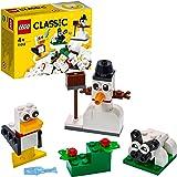 LEGO Classic Creative White Bricks 11012 Building Set