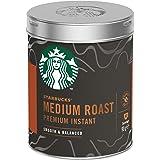 Starbucks Medium Roast Premium Instant Coffee, 90g