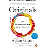 Originals: How Non-Conformists Move the World (English Edition)