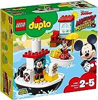 乐高 ( Lego ) デュプロ 米奇与米妮生日船10881