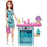 Barbie Playset, Multi