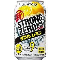 【糖類ゼロ プリン体ゼロ】 サントリー チューハイ-196℃ ストロングゼロ ダブルレモン [ チューハイ 350ml…