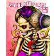 Living Dead Girls Coloring Book