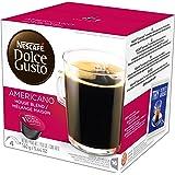 NESCAFÉ Dolce Gusto Coffee Capsules Americano 48 Single Serve Pods (Makes 48 Cups) 48 Count