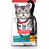 Hill's Science Diet Adult Indoor Chicken Recipe Dry Cat Food 4kg Bag