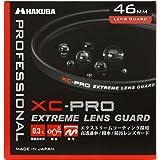 HAKUBA 46mm レンズフィルター XC-PRO 高透過率 撥水防汚 薄枠 日本製 レンズ保護用 CF-XCPRLG46