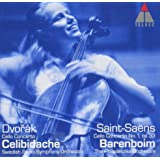 Dvorak & Saint-Saens: Cello Concertos