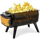 BioLite Wood & Charcoal Burning Electric FirePit Plus