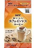 UCC おいしいカフェインレスドリップコーヒー 8P