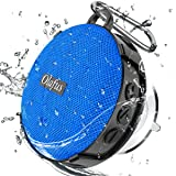 Olafus Bluetooth Shower Speaker, IPX7 Waterproof Wireless Outdoor Speakers for Beach/Pool/Hiking/Camping, HD Sound, Bluetooth