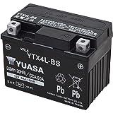 TAIWAN YUASA [ 台湾ユアサ ] シールド型 バイク用バッテリー [YT4L-BS高性能版] YTX4L-B…