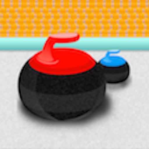 氷冷無限カーリング:冬のカナダのスポーツチャレンジ - 無料版