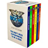 Theodore Boone Series 6 Books Collection Box Set by John Grisham (Theodore Boone, Abduction, Accused, Activist, Fugitive & Th