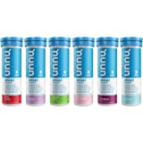 Nuun Sport: Electrolyte Drink Tablets, Variety Pack, (60 Servings), 10 Count (Pack of 6)