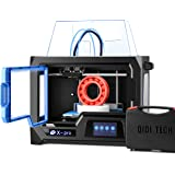 QIDI TECH 3D Printer X-Pro 3D Printer Kit with Breakpoint Printing, Dual Extruder Precision 0.05-0.4mm LAN/WIF 200 * 150 * 15