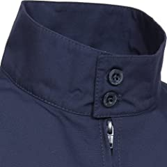 Fred Perry Reissues Made in England Harrington J1170: Navy