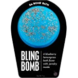 da Bomb Bling bomb, Blue, Blueberry Lemongrass