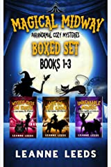 Magical Midway Paranormal Cozy Mysteries Books 1-3: Magical Midway Paranormal Cozy Series Box Set Kindle Edition