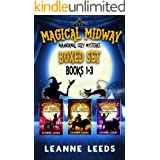 Magical Midway Paranormal Cozy Mysteries Books 1-3: Magical Midway Paranormal Cozy Series Box Set
