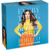 Everything Is Figureoutable 2021 Day-To-Day Calendar