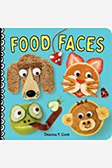 Food Faces: A Board Book Kindle Edition