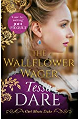 The Wallflower Wager: The uplifting and unforgettable Regency romance. Perfect for fans of Bridgerton (Girl meets Duke, Book 3) Kindle Edition