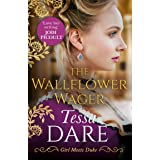 The Wallflower Wager: The uplifting and unforgettable Regency romance. Perfect for fans of Bridgerton (Girl meets Duke, Book