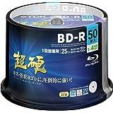 【Amazon.co.jp限定】TDK 録画用ブルーレイディスク 超硬シリーズ BD-R 25GB 1-4倍速 ホワイト…