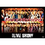FAKE MOTION 2021 SS LIVE SHOW [Blu-Ray]