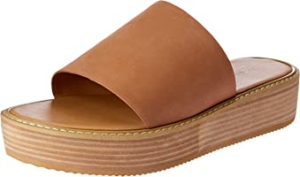 TONY BIANCO Women's Elke Fashion Sandals, Caramel