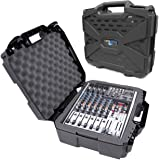 MixerCASE 17 Mixer Carrying Case Fits Behringer XENYX X1204USB 1204USB QX1204USB Q1204USB 1202FX 1202 802 Q802USB QX1202USB 1