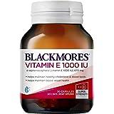 Blackmores Natural E 1000IU (30 Capsules)