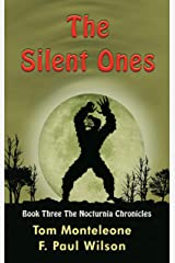 The Silent Ones (The Nocturnia Chronicles Book 3) Kindle Edition