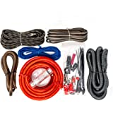 SoundBox ECK4v2, 4 Gauge Amplifier Install Kit - 2500 Watts Peak