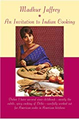 Invitation to Indian Cooking: A Cookbook Paperback