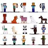 "Jada Toys Nano METALFIGS Minecraft 20-Pack Wave 3, 1.65"" Die-Cast Collectible Figures 31431"