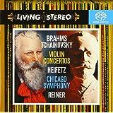 ブラームス&チャイコフスキー:ヴァイオリン協奏曲