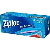 Ziploc Freezer Bag Medium 19, 19 count