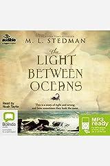 The Light Between Oceans Audio CD