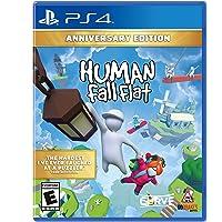 Human: Fall Flat Anniversary Edition (輸入版:北米) - PS4