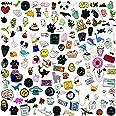 20 PCS Mixed Enamel Brooch Pins Bulk Set | Decoration Lapel Pin Clothes Accessories Gifts (Random Style)