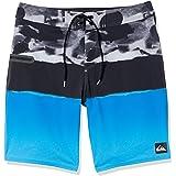 Quiksilver Men's Blocked Resin Camo 20 Boardshort Swim Trunk