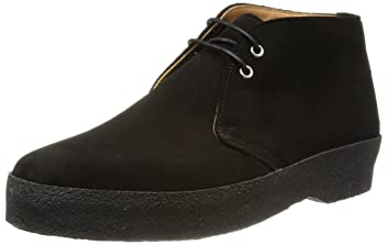Mark McNairy 9074BS: Black Suede
