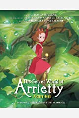 The Secret World of Arrietty Picture Book Hardcover