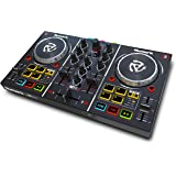 Numark Party Mix   Two-Channel Plug-and-Play DJ Controller for Serato DJ Lite with a Built-In Audio Interface with Headphone
