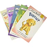 Biscuit's Neighborhood: 5 Fun-Filled Stories in 1 Box! (My First I Can Read)