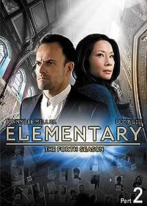 エレメンタリー ホームズ&ワトソン in NY シーズン4 DVD-BOX Part2