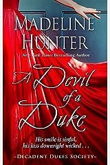 A Devil of a Duke (Decadent Dukes Society) 図書館