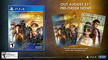 Shenmue I & II (輸入版:北米) - PS4